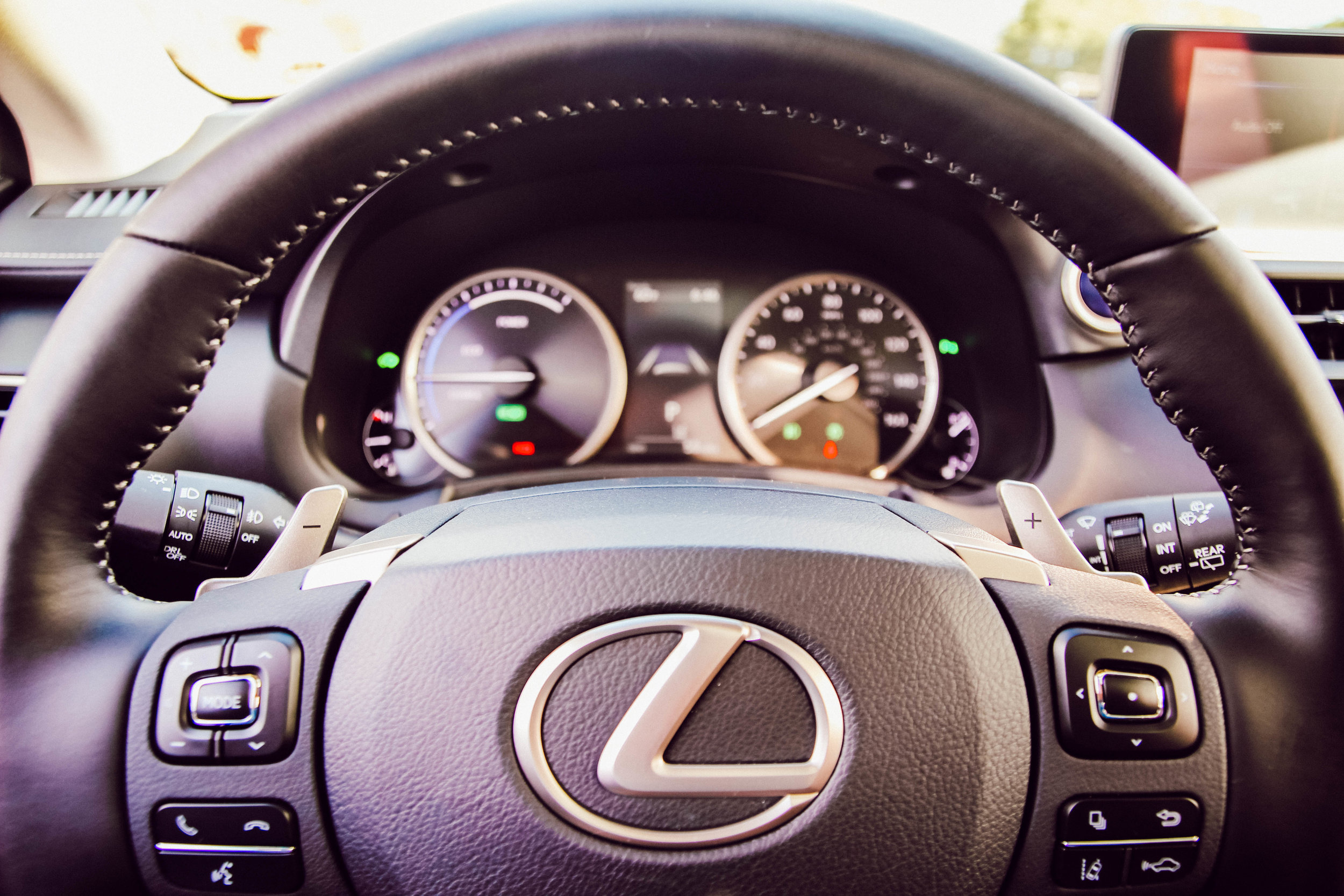Test Driving in Style with Lexus Drive On Demand — West Coast Aesthetic
