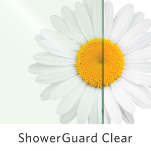 ShowerGuard Clear Glass