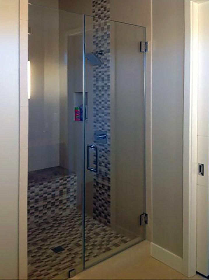 Inline Shower Door and Panel