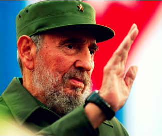 Fidel Castro, Father of the Cuba Revolution