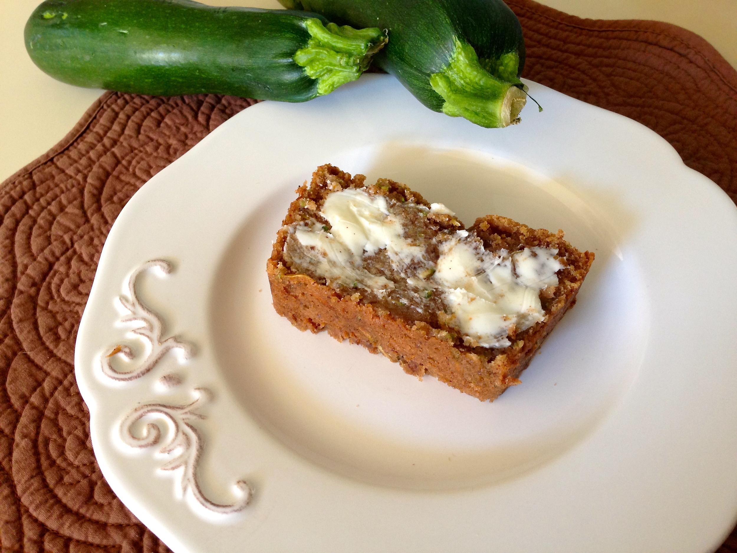 Zucchini Bread {vegan} | Kneading Home
