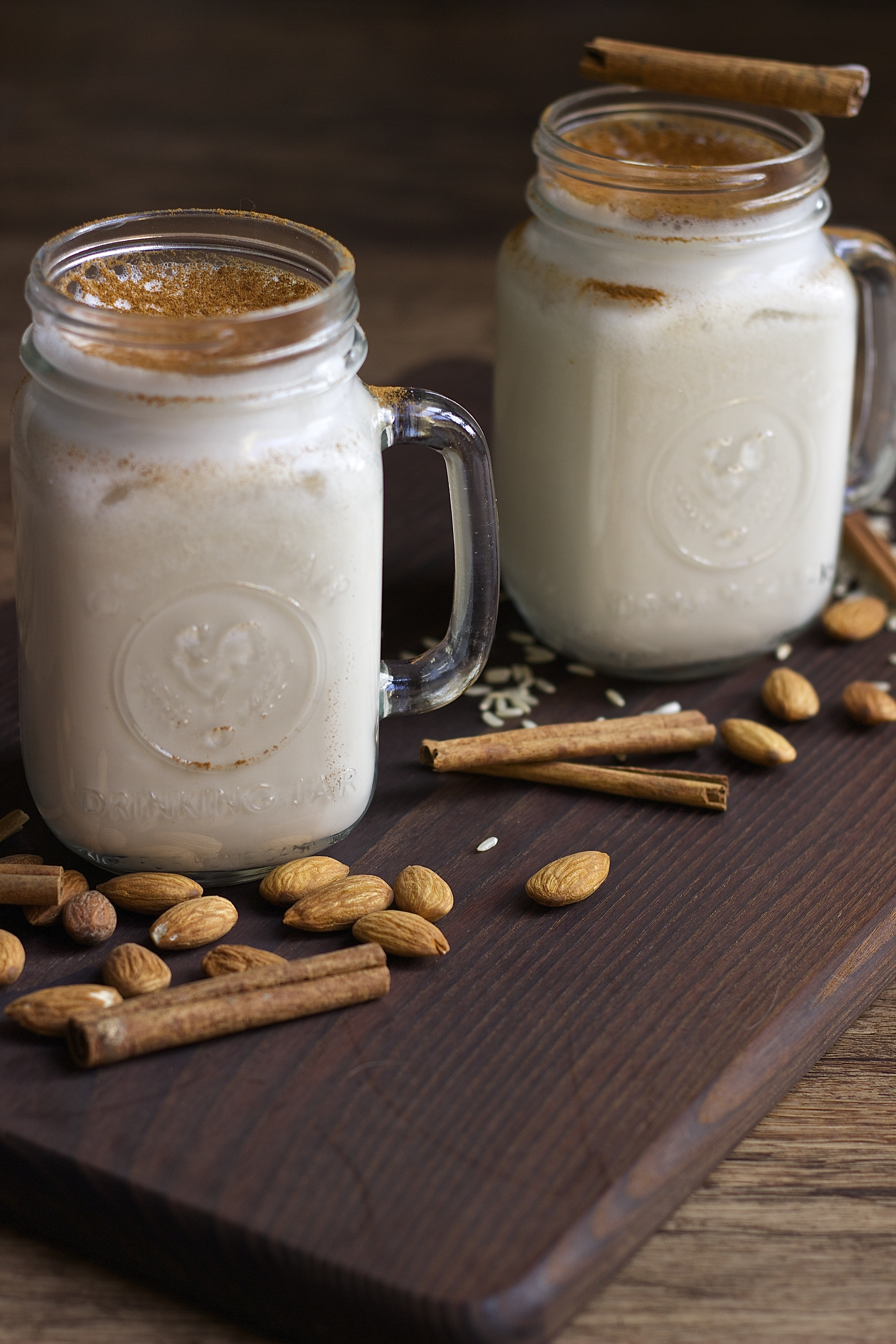 Homemade Horchata {dairy-free + naturally sweetened} | Kneading Home