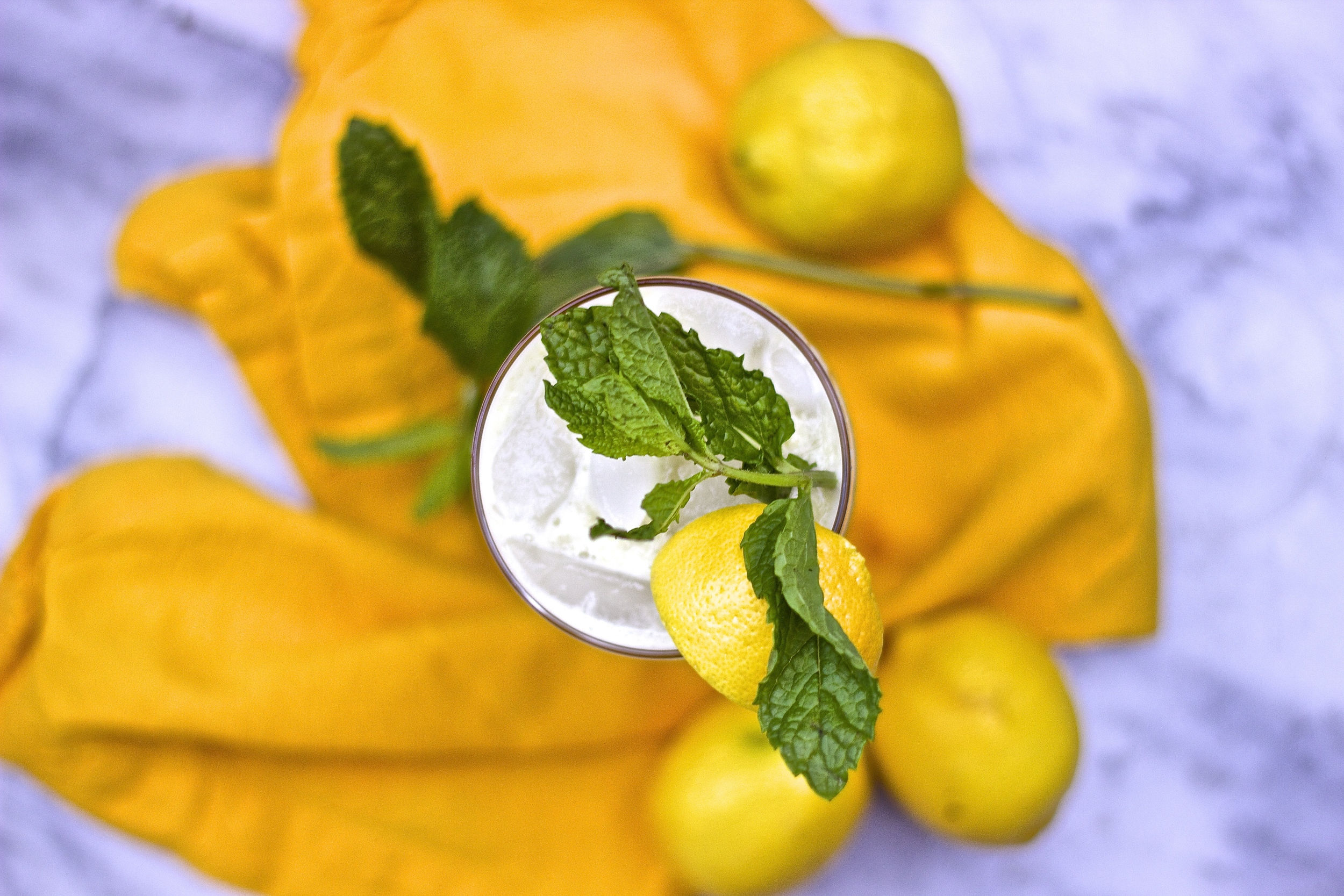 Cucumber Mint Lemonade   Kneading Home
