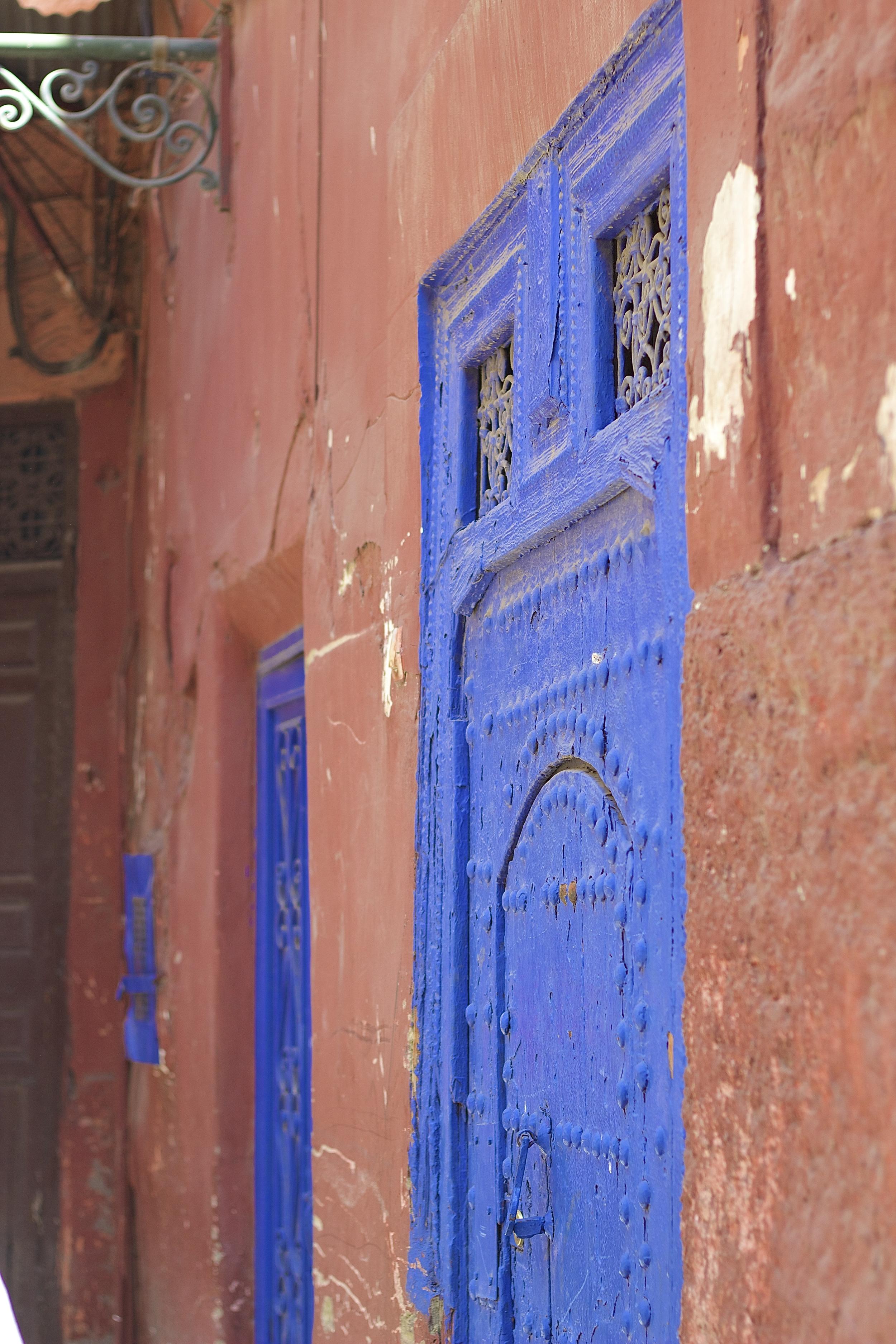 Marrakech, Morocco | Kneading Home