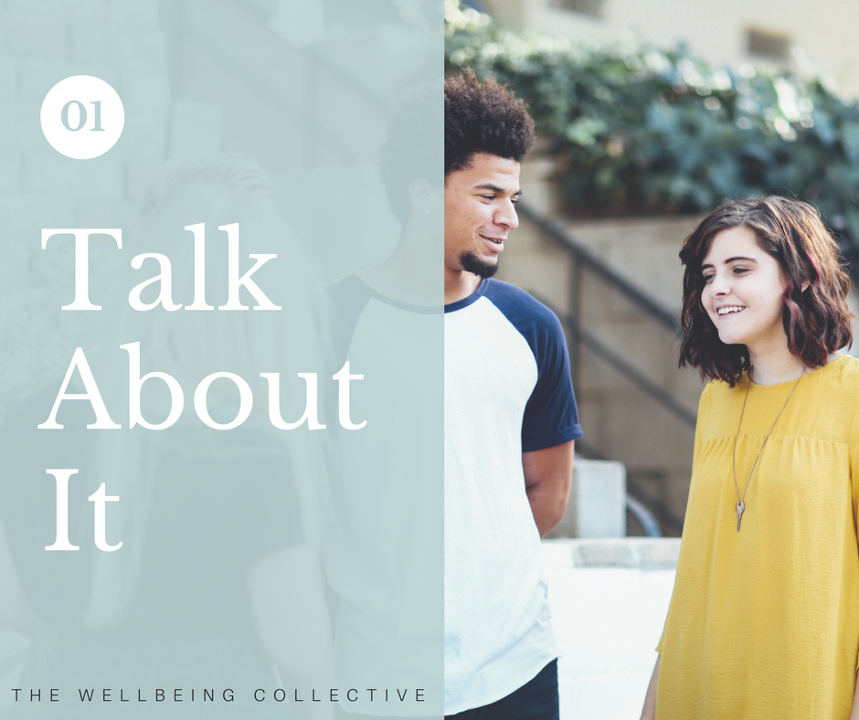 #1. Talk about it - Share your feelings with someone you trust. It's important to talk about stress by sharing your feelings with someone you trust. Having an open and honest conversation about what's stressing you out can help to diffuse your tension,put things in perspective and present different ways to deal with the matter most effectively.Talking it through is a much healthier coping mechanism to reduce your stress than bottling it all up. Whether it's you, or a colleague that's struggling to cope, reach out to give and receive support when it's needed.