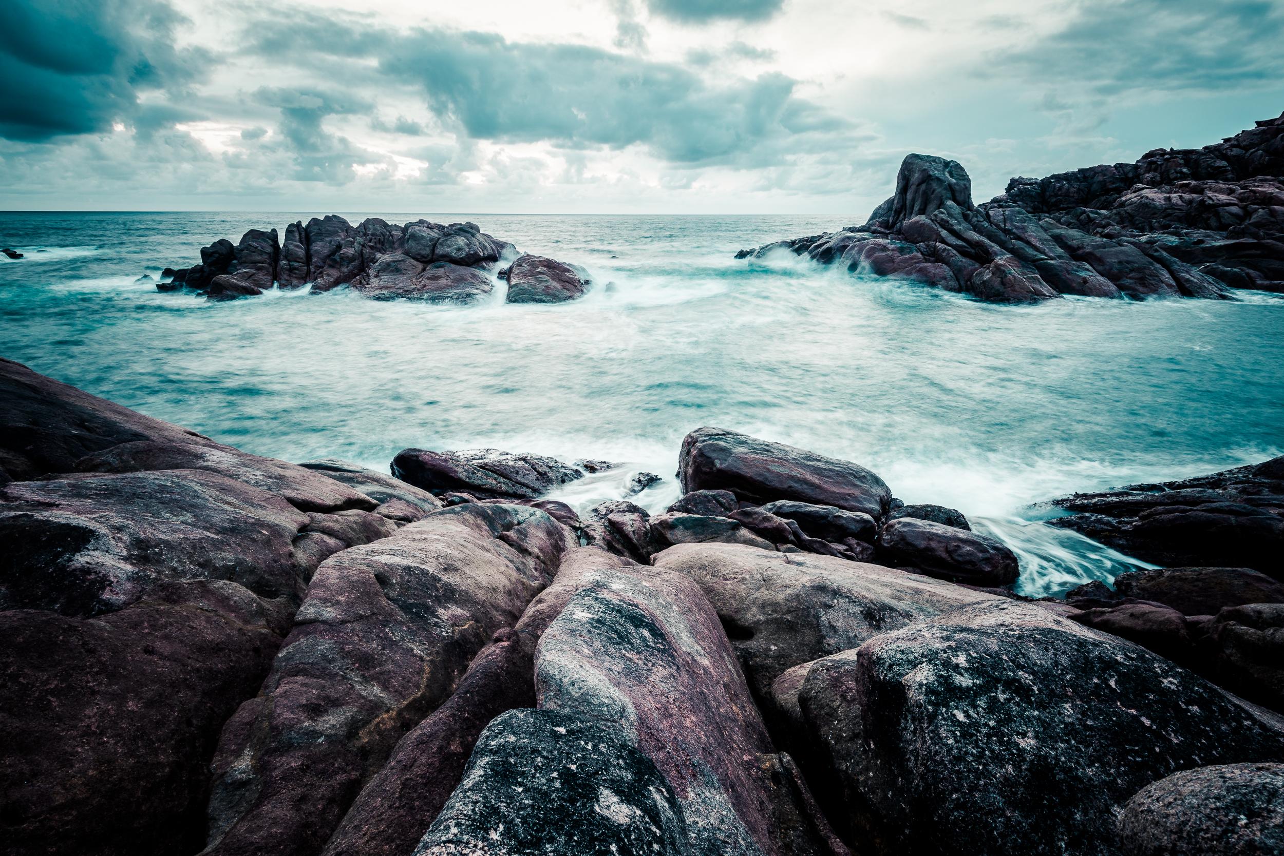 Canal Rocks One