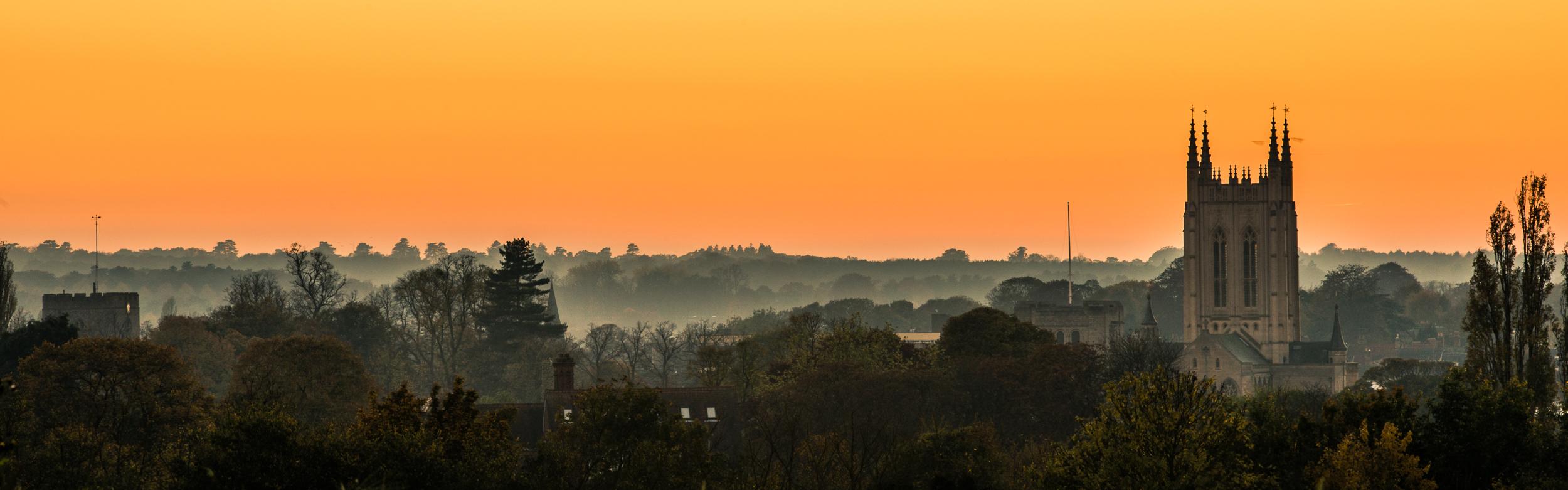 Bury Skyline Two