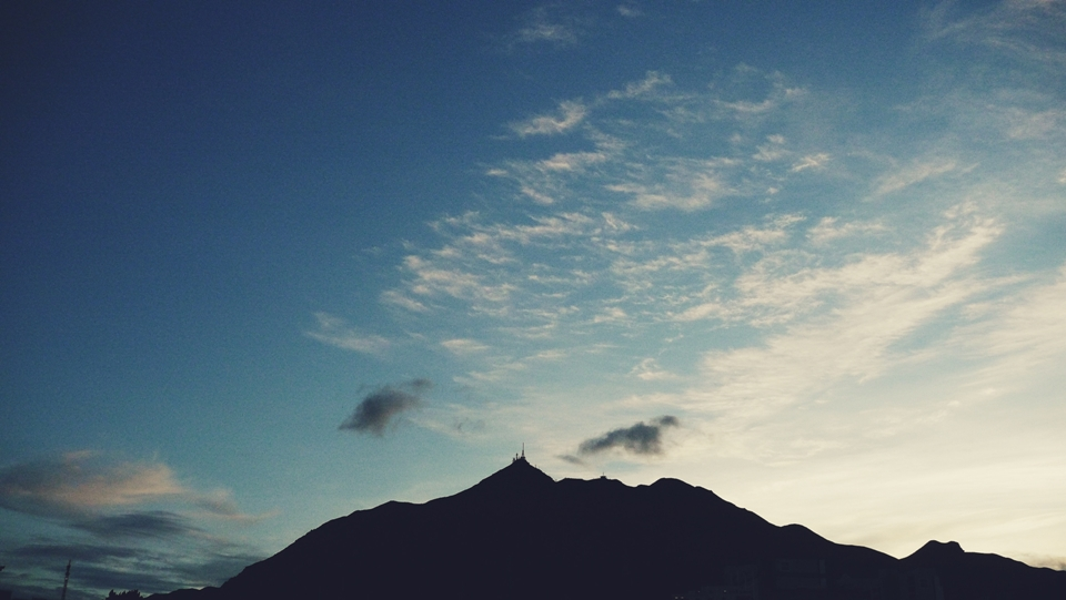 { CASTLE PEAK . tuen mun . new territories . hong kong . asia . earth }