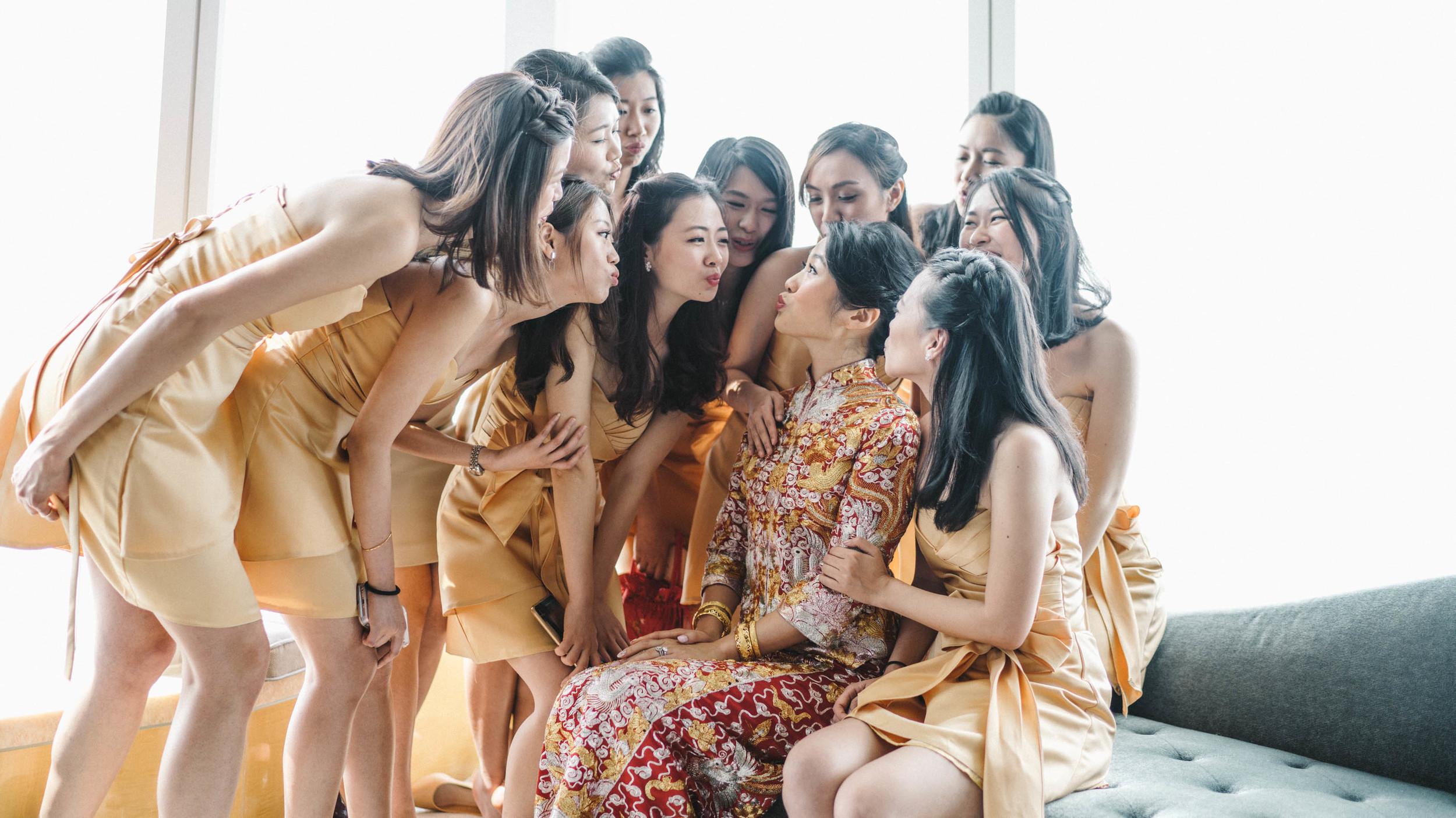 HK wedding videography