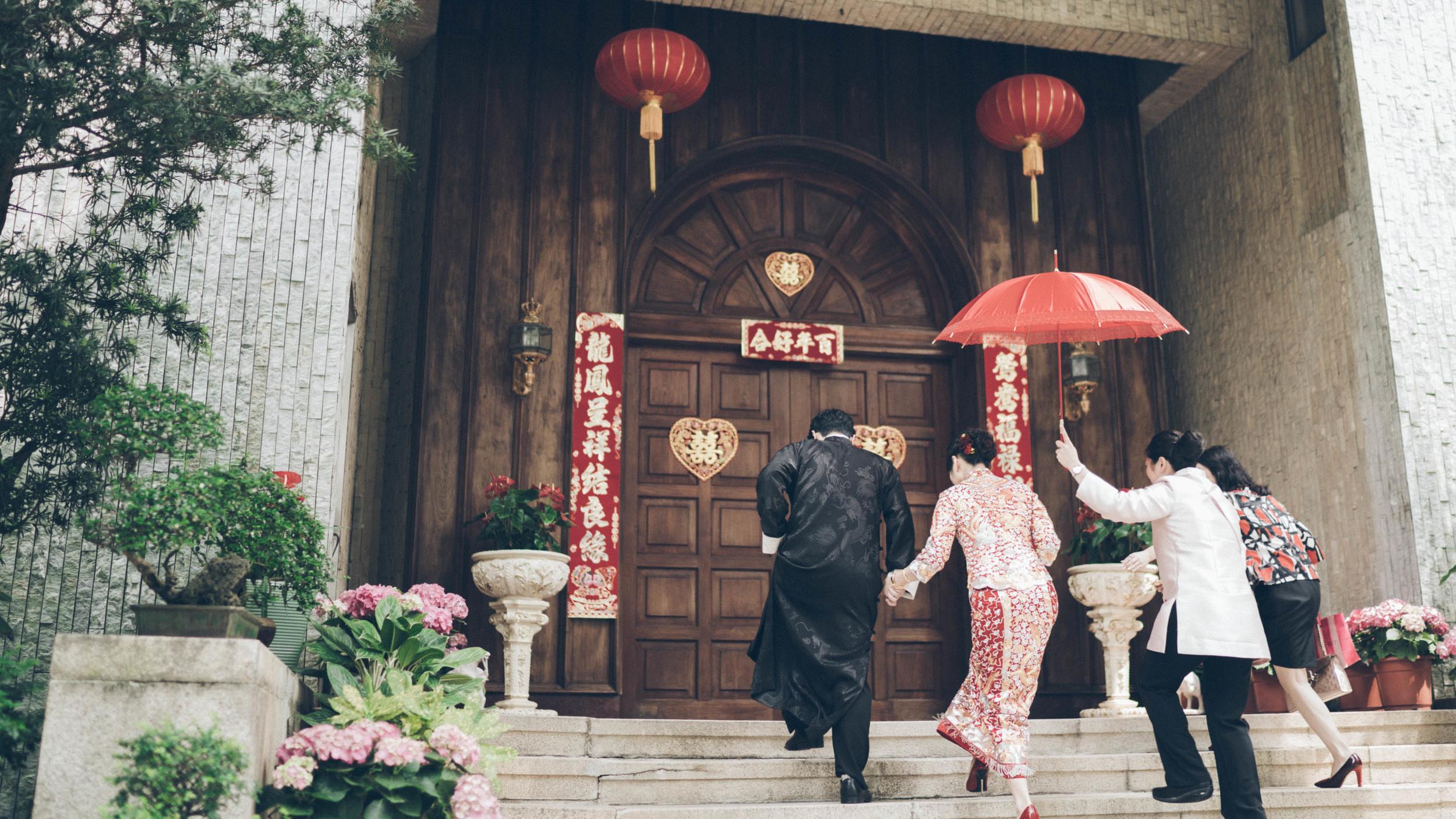 Hong Kong Wedding Videography