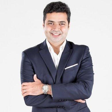 Jamshed Wadia - Head of Digital Marketing & Media, Intel