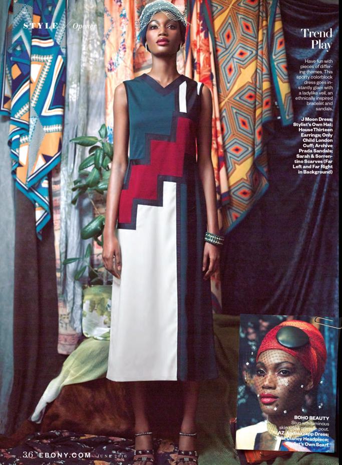 Ebony Magazine | press
