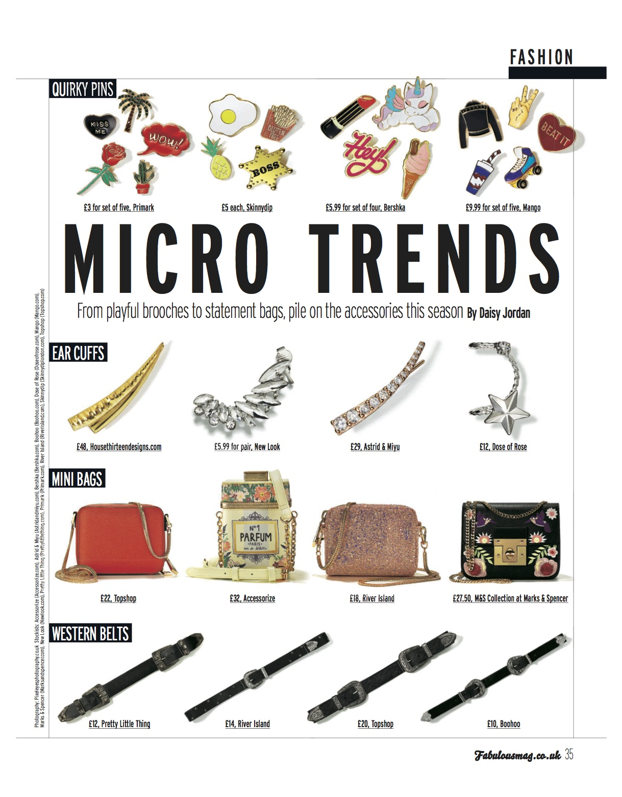 Fabulous Magazine | press