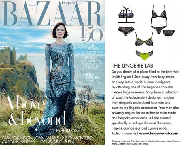 Harper's Bazaar | press