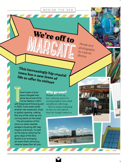 Margate / National Express Magazine