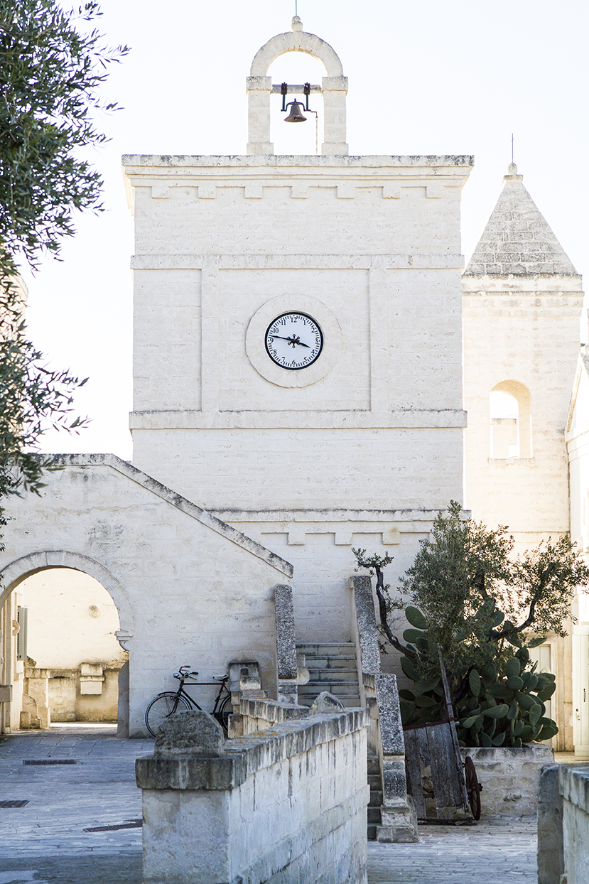 the only clock in the village by the church.jpg