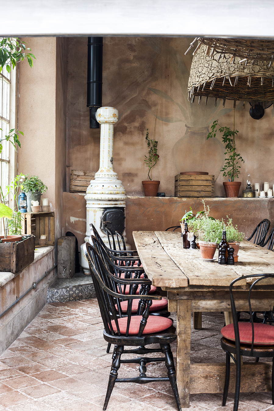 Rustic charm in the Folly