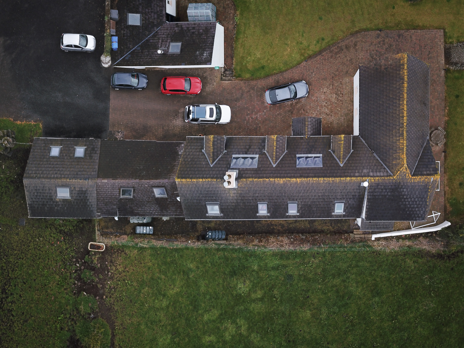 Roof Inspection - Highly Detailed Survey up to 400ft