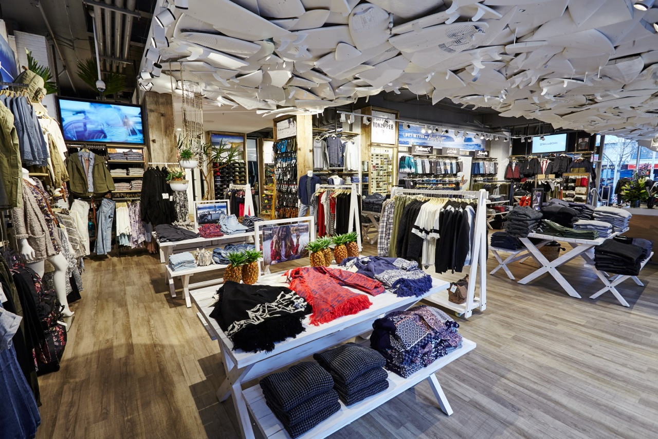 Billabong Melbourne QV by aplin creative