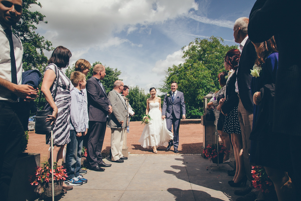 Trouwfotograaf Delft farm house wedding - CHYMO & MORE Photograp