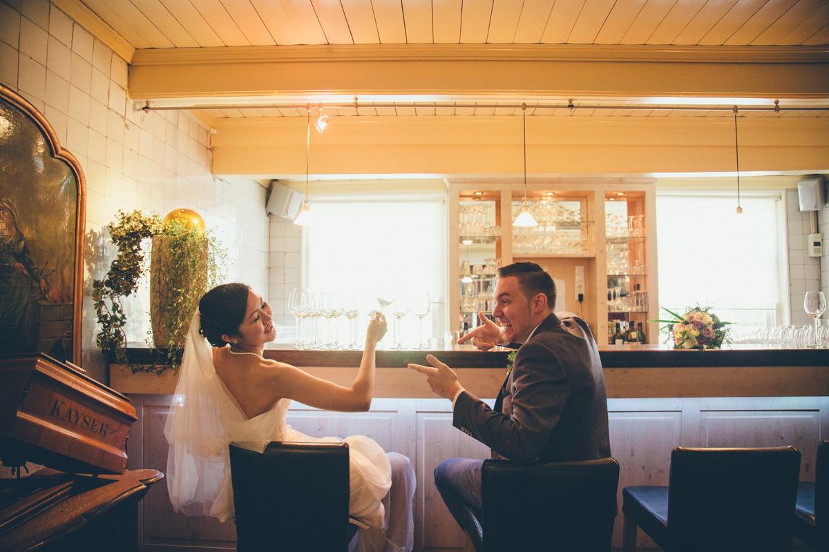 Fine art wedding photography Netherlands Delft