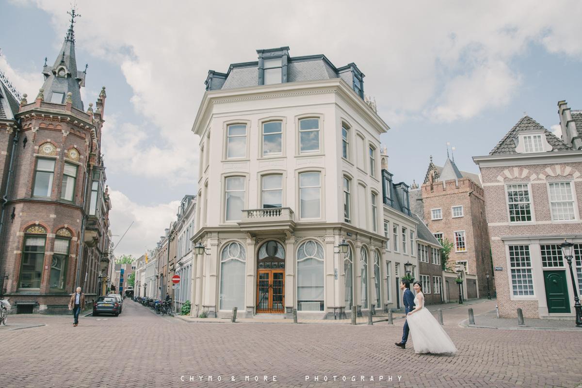 Buiten bruiloft Utrecht - CHYMO & MORE Photography