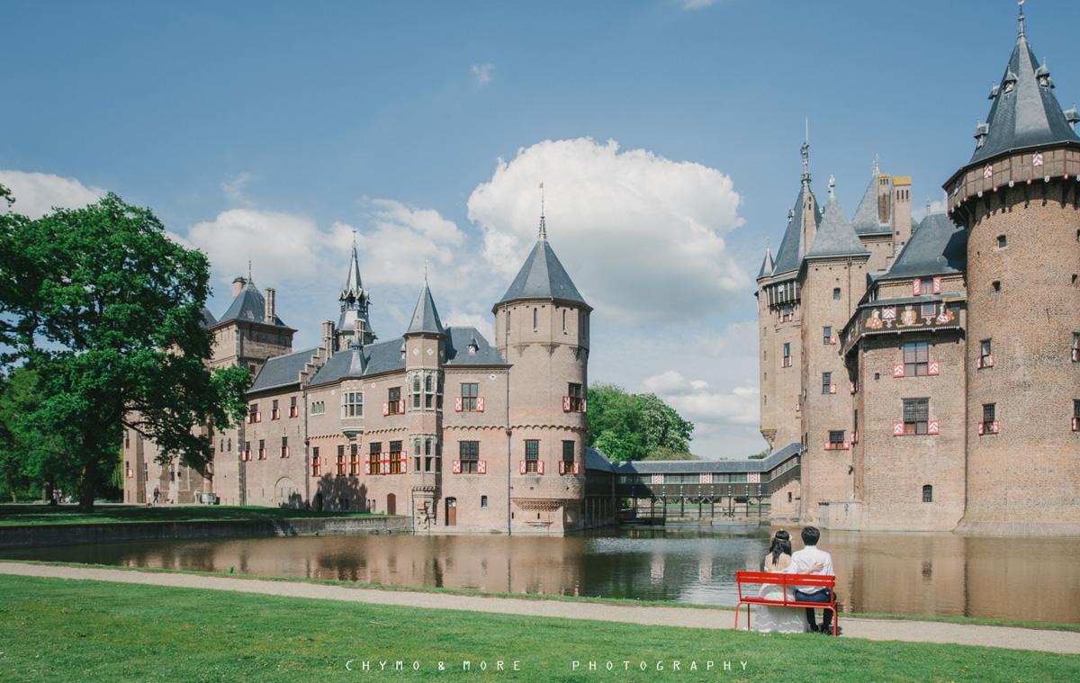 Trouwen Utrecht Kasteel de Haar