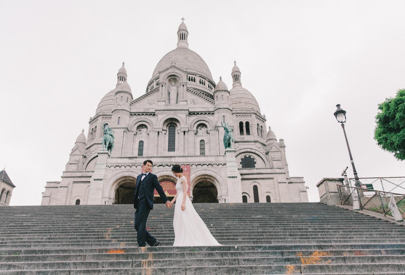 Intimate_Paris_Wedding_Sacré_Cœur_Photoshoot_Engagement_sessio