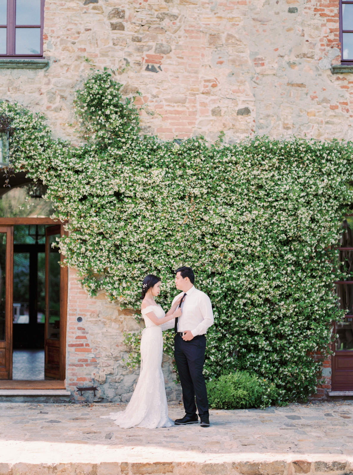 Fine Art Pre-Wedding Photography in Milan Italy by CHYMO & MORE