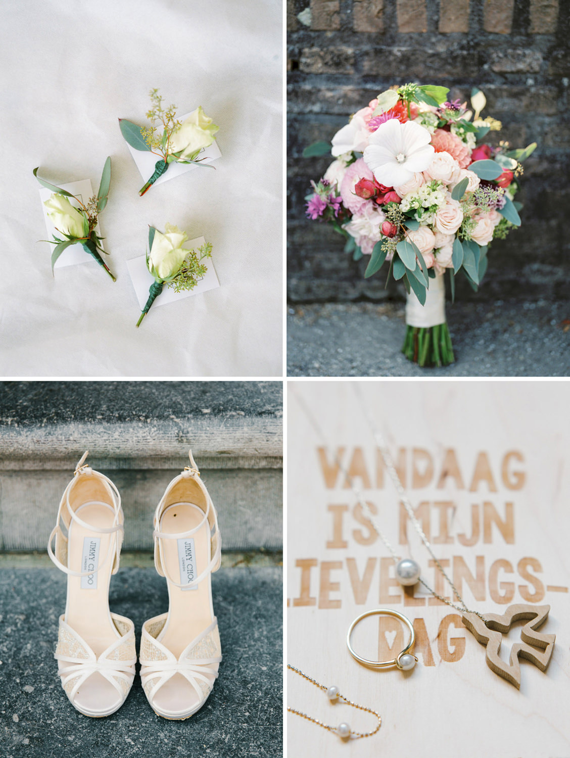 Fine Art Film Wedding Photographer in the Netherlands | CHYMO &
