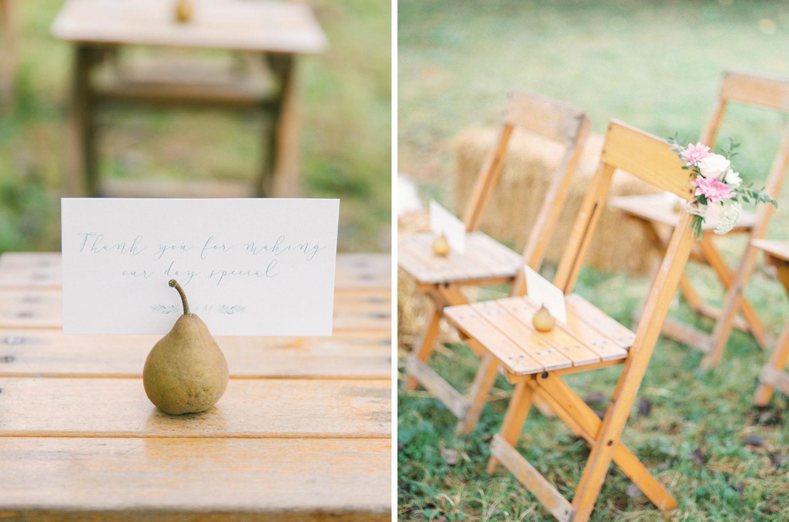 Branding Shoot Photo Idea for Wedding Venue