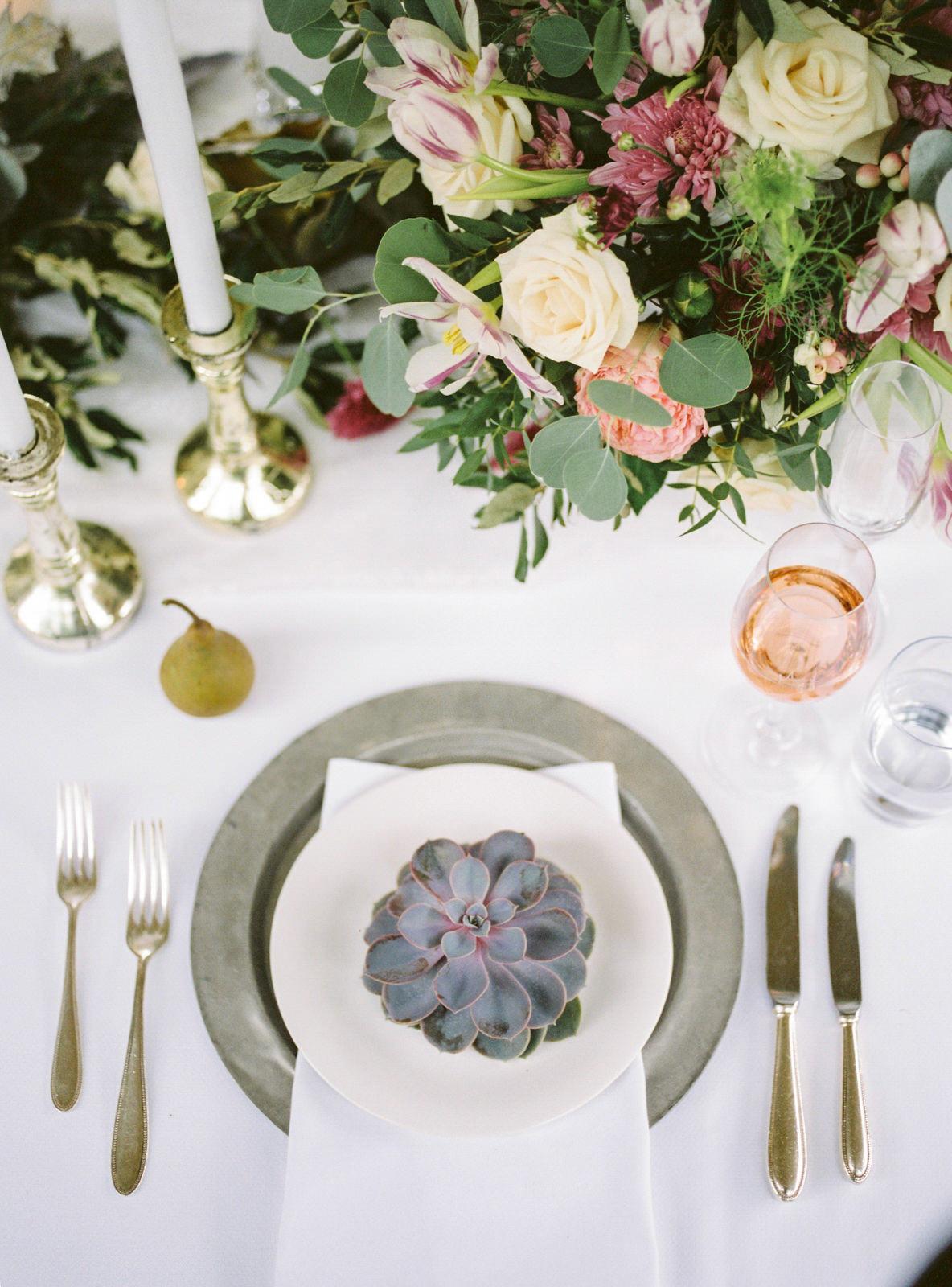 Branding Shoot Photo Idea for Florist Floral Designer