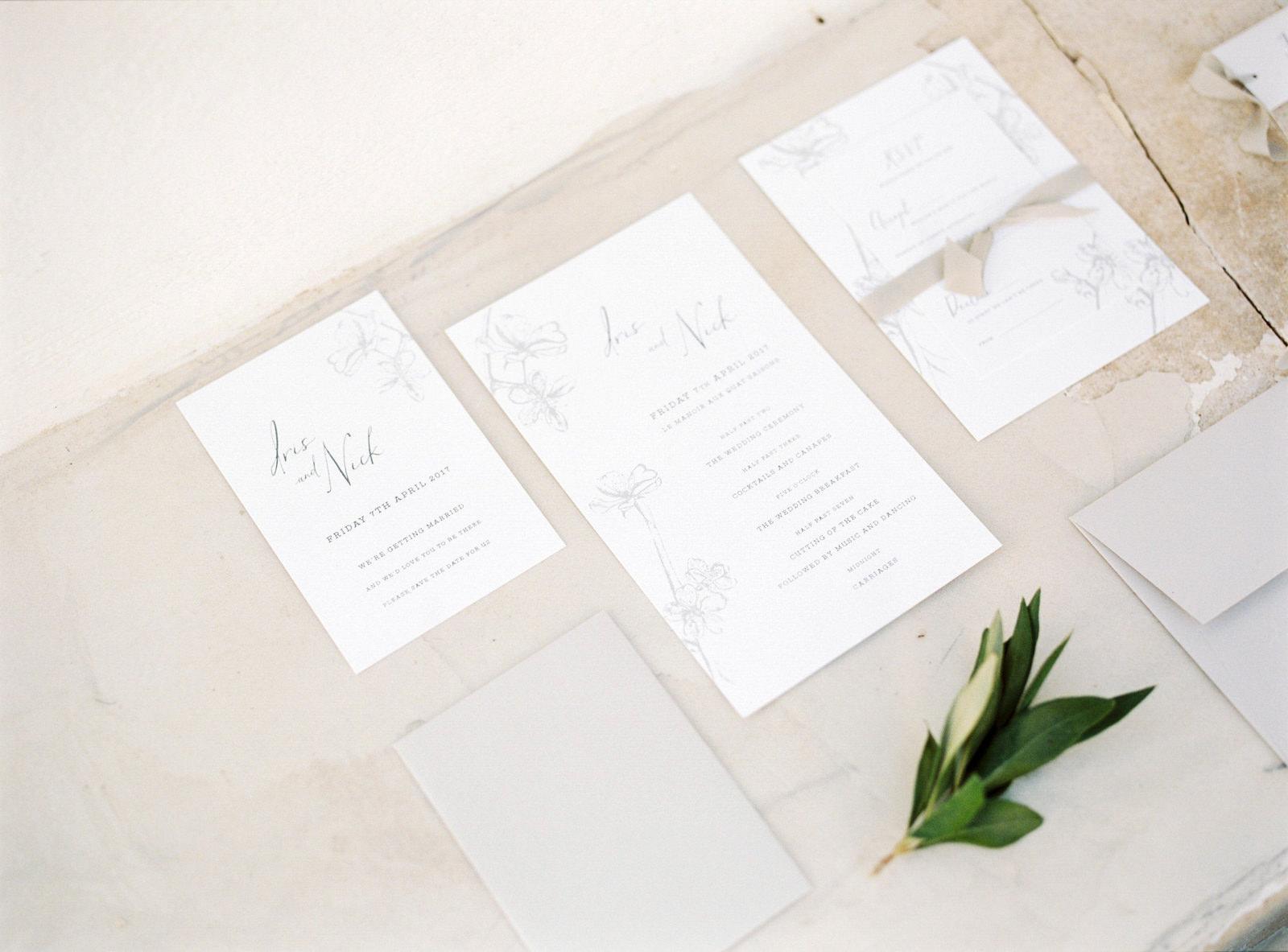 Organic Rustic Wedding Ideas in Italian Countryside