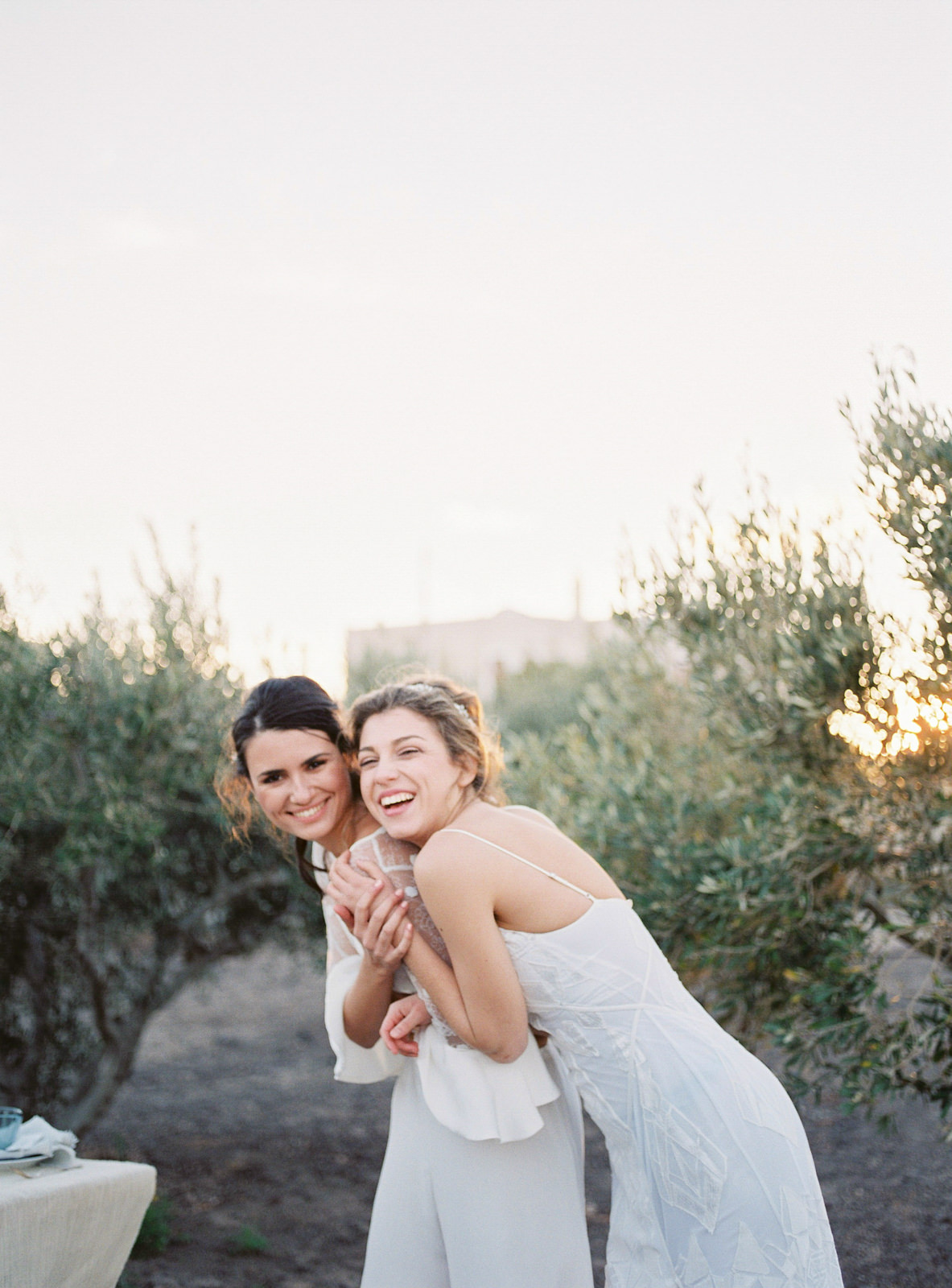 Boho Chic Bohemian Wedding Photographer in Tuscany Italy
