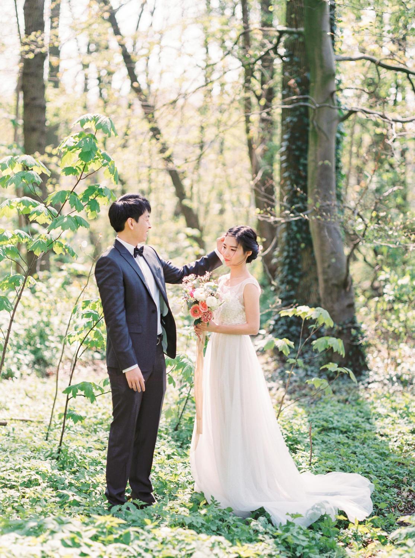 Romantic Prewedding Photographer in the Netherlands