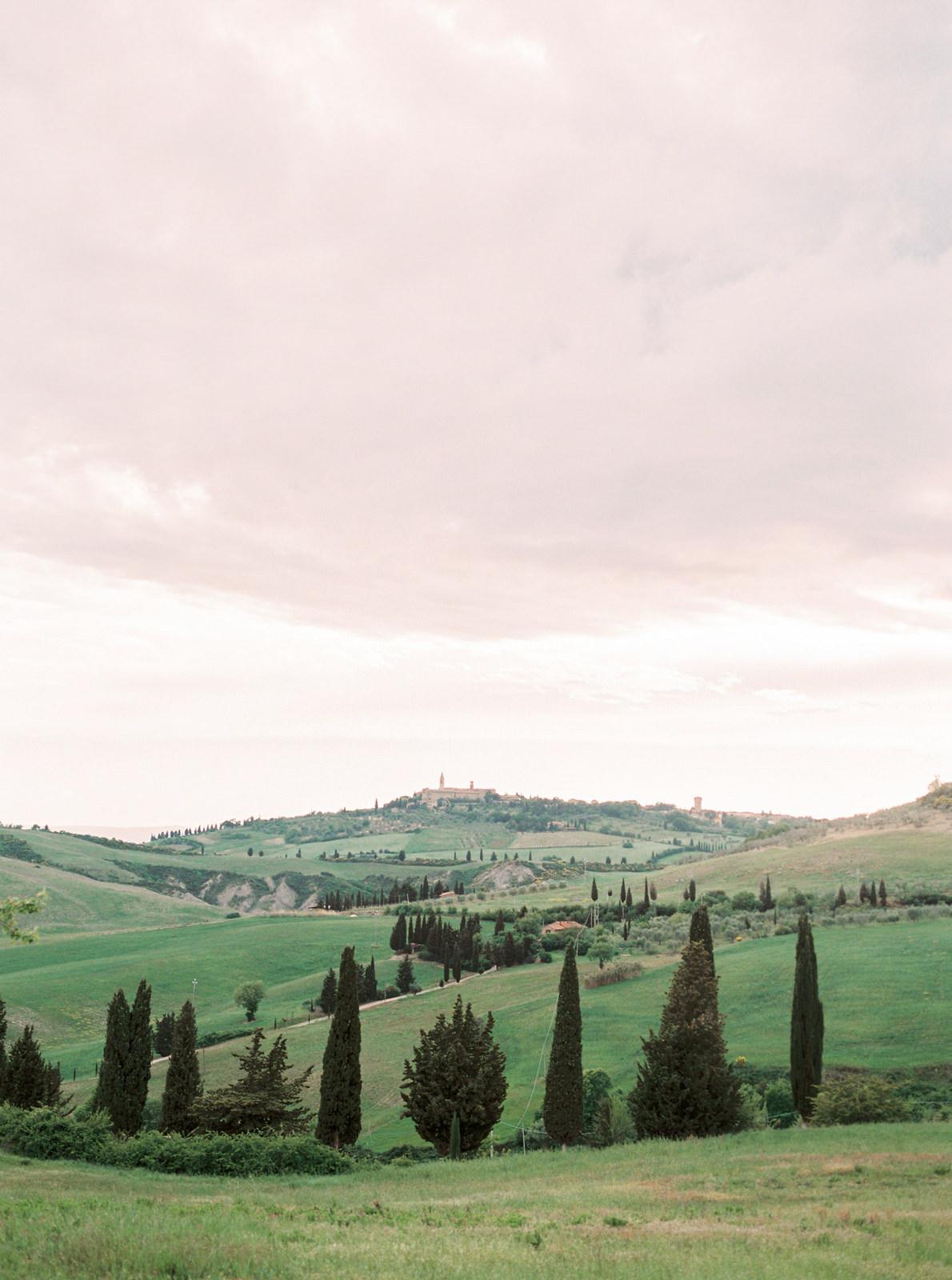 Intimate Italian Wedding in Tuscany Countryside Villa - CHYMO &