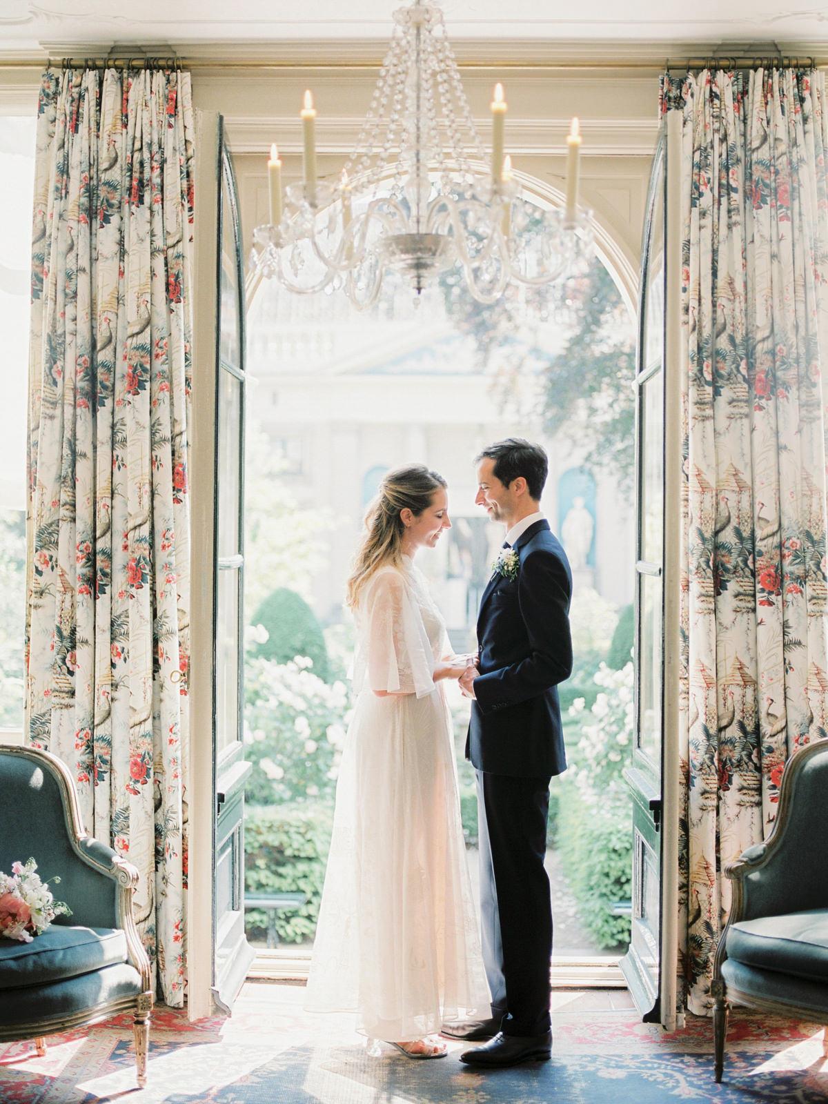 Bruidsfotografie De Kas Amsterdam - Fine Art Wedding Photographe