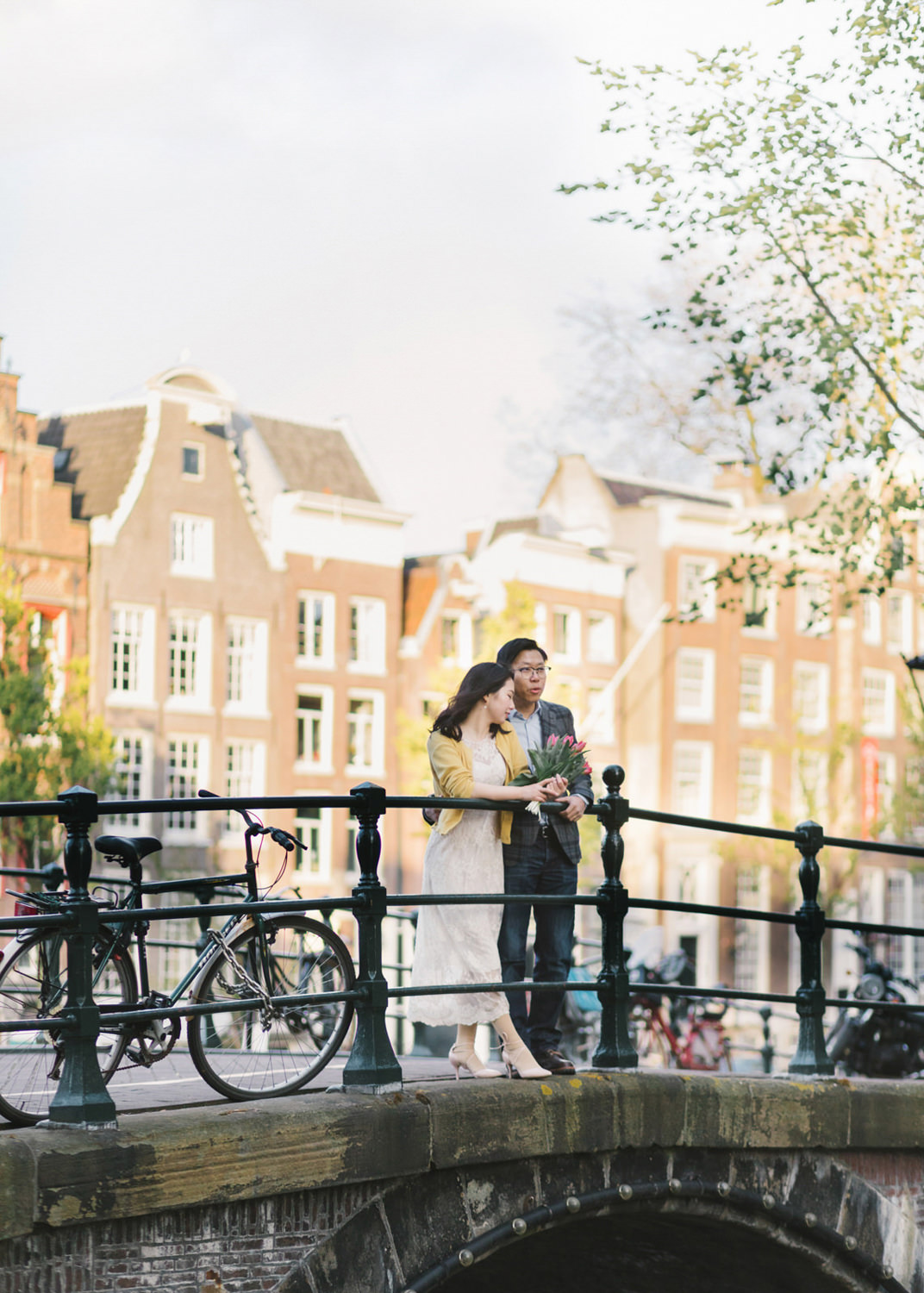 Best Amsterdam Engagement Portrait Photographer - CHYMO & MORE P