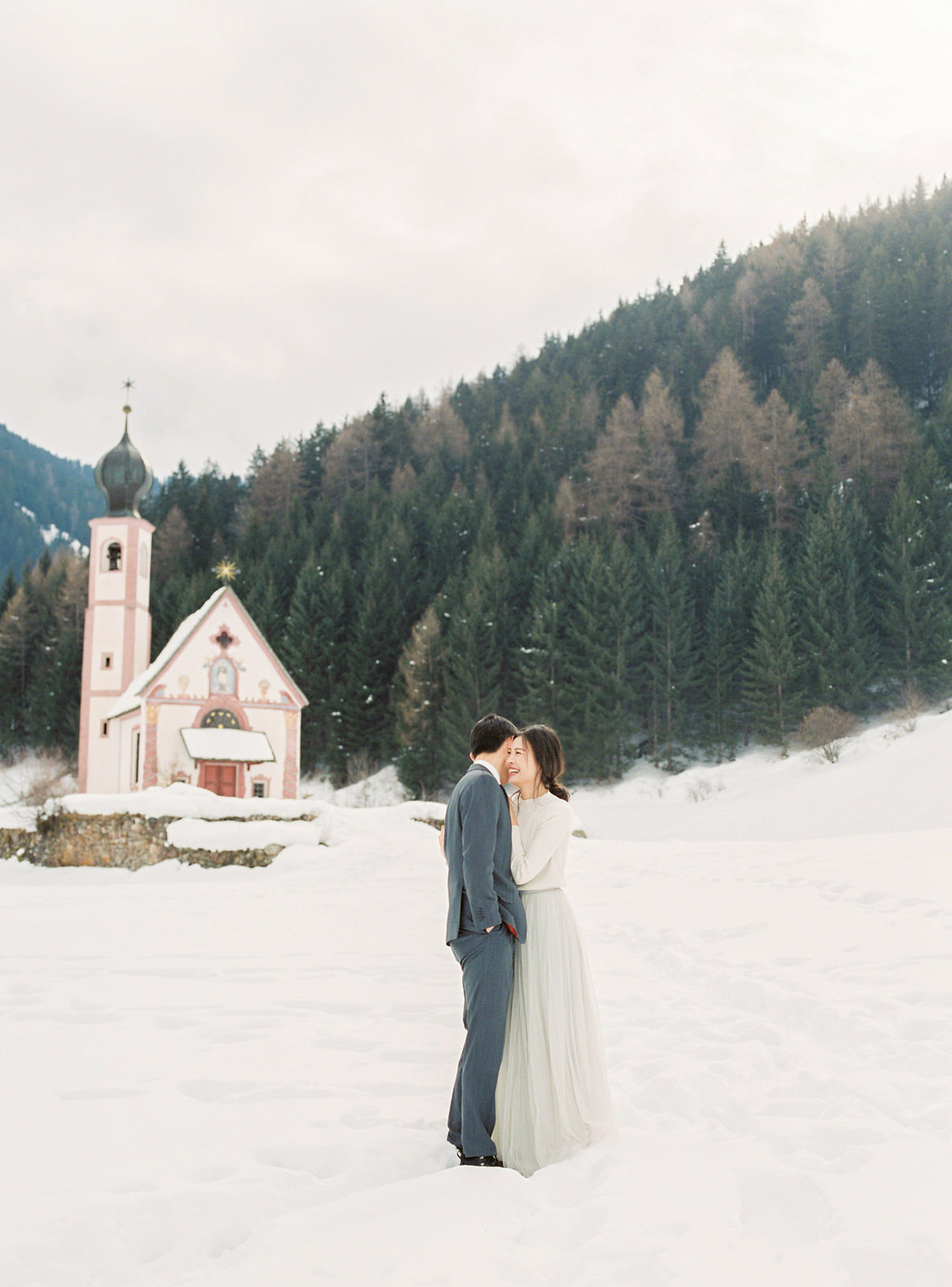 Fine Art Film Photography in Dolomites Italy by CHYMO & MORE