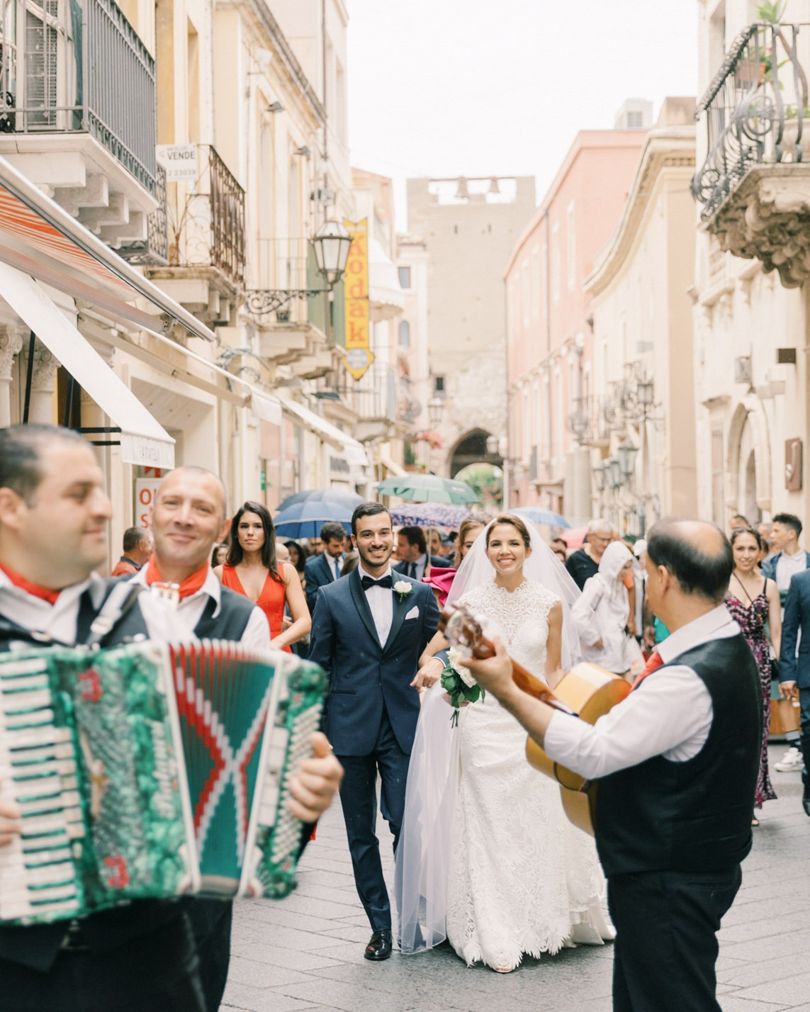 sicilian destination wedding   Taormina, Sicily