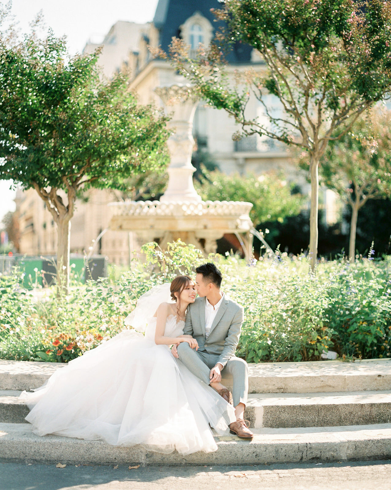 Paris France Fine Art Film Wedding Photographer CHYMO & MORE