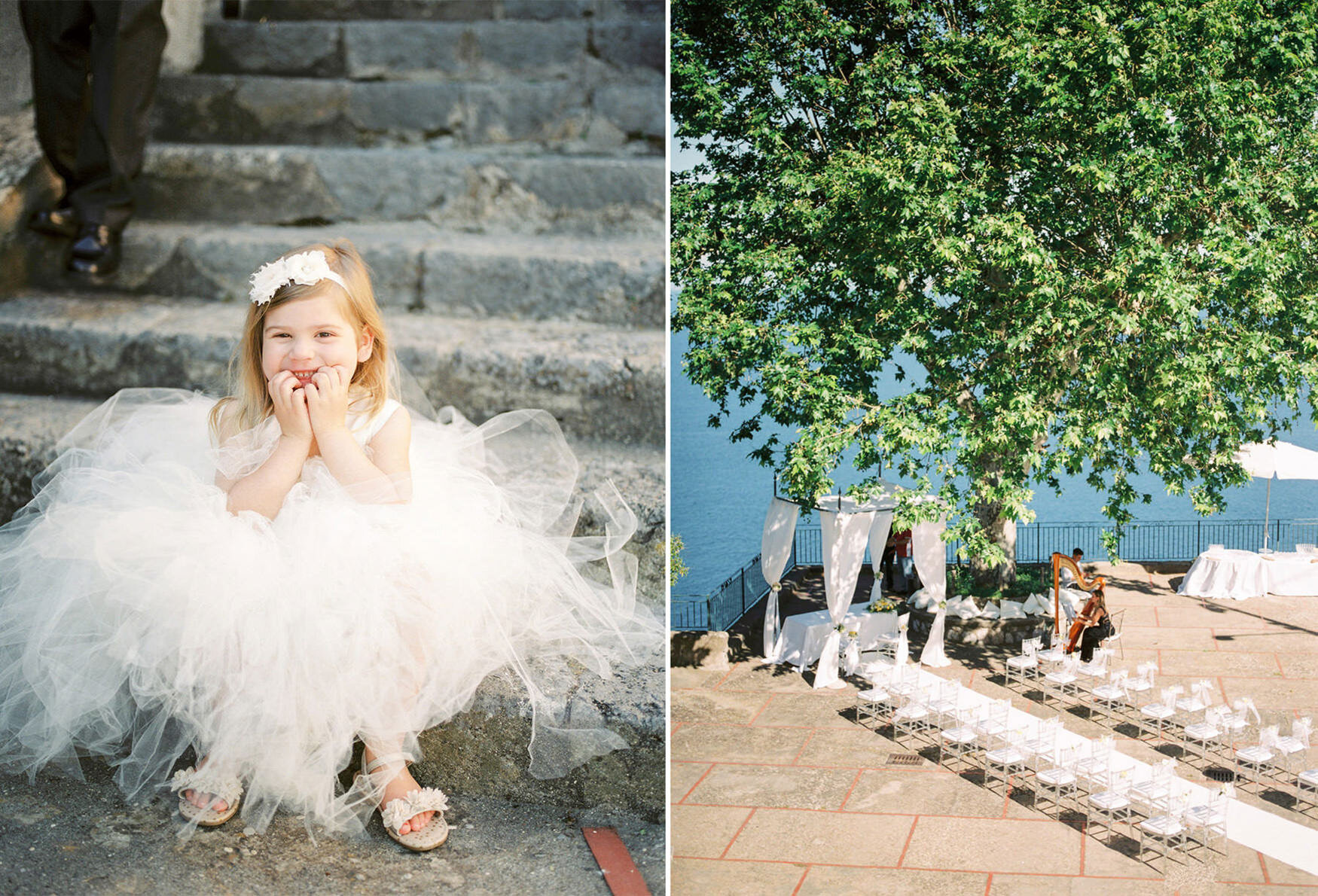 Intimate Amalfi Coast Wedding by CHYMO & MORE