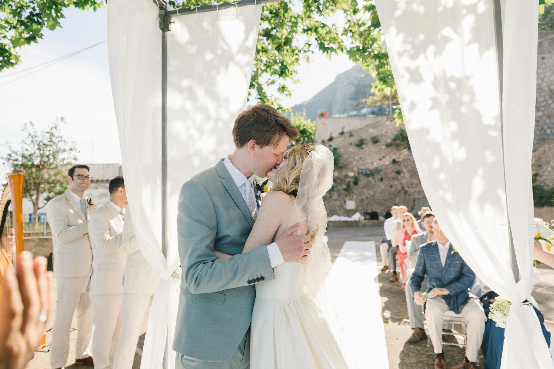 Copy of Fine Art Destination Wedding in Amalfi Coast by CHYMO & MORE