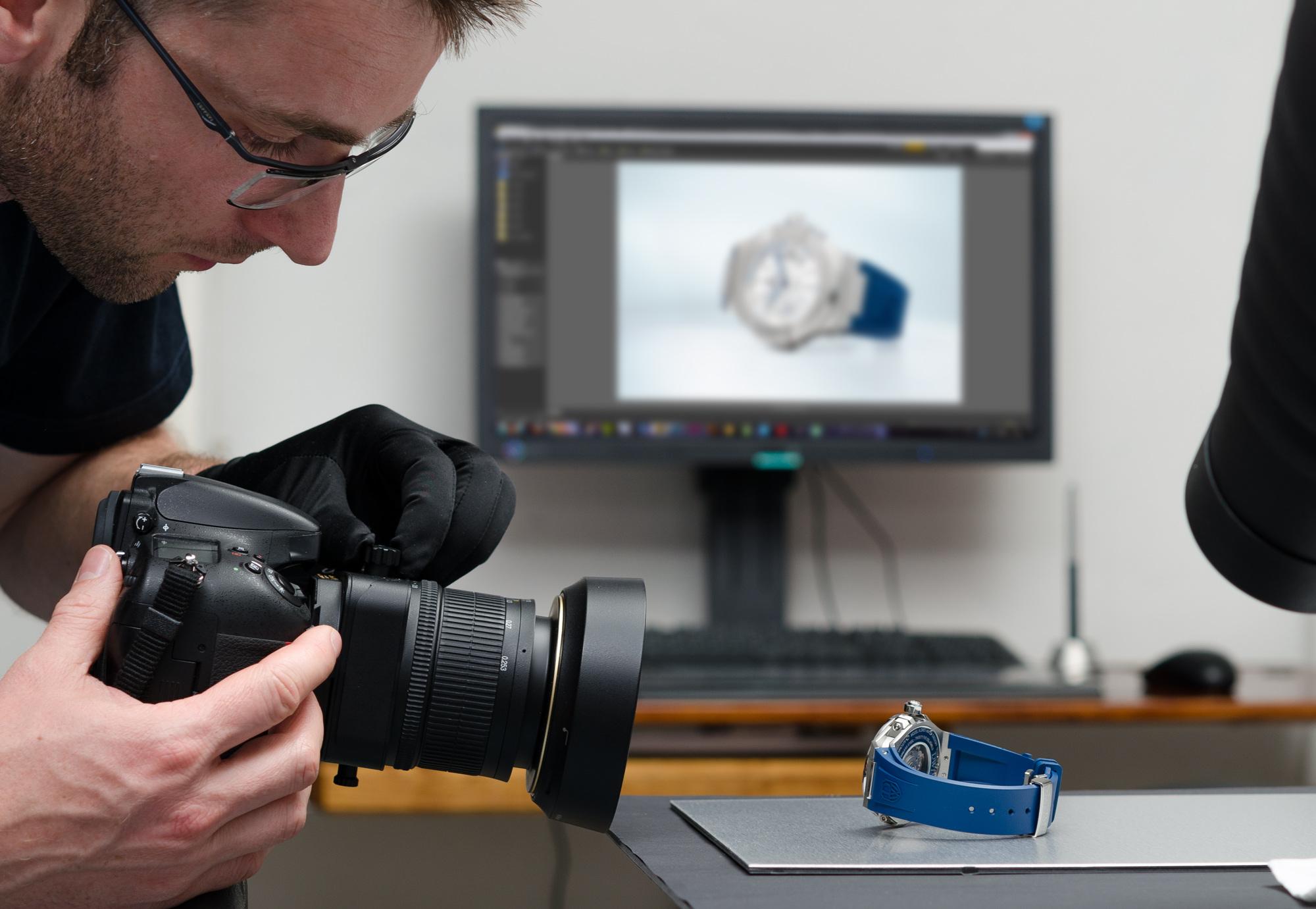 Ako vzniká produktová fotografia
