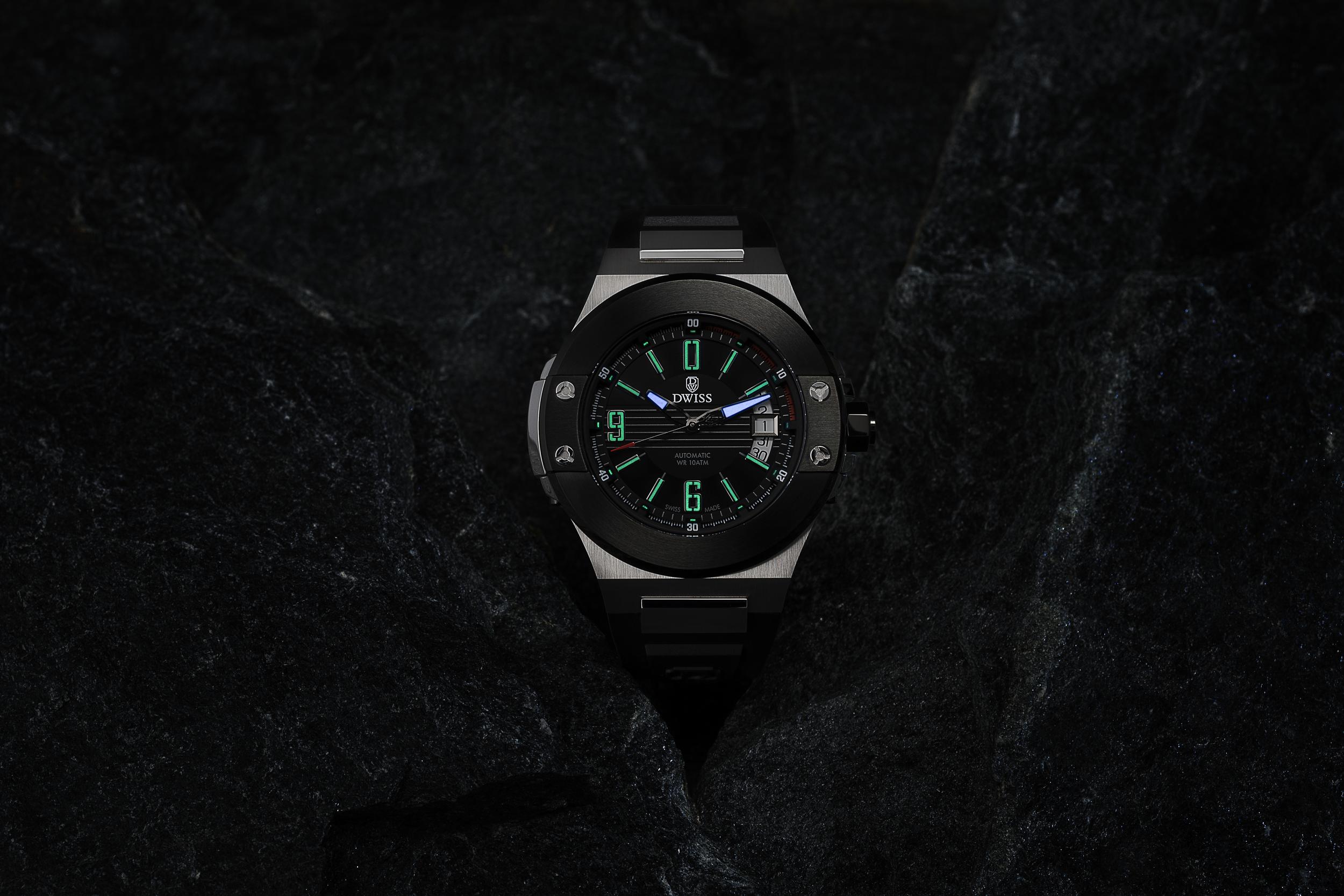 Produktová a reklamná fotografia hodiniek