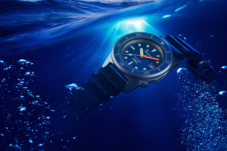 Produktová fotografia, reklamná fotografia, hodinky, Squale