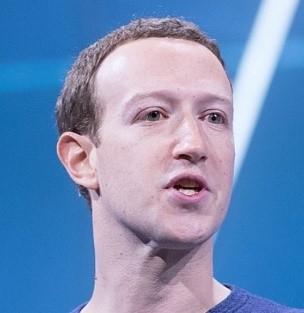Mark Zuckerberg, FB CEO