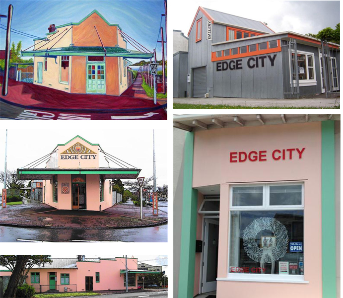 Edge City - story