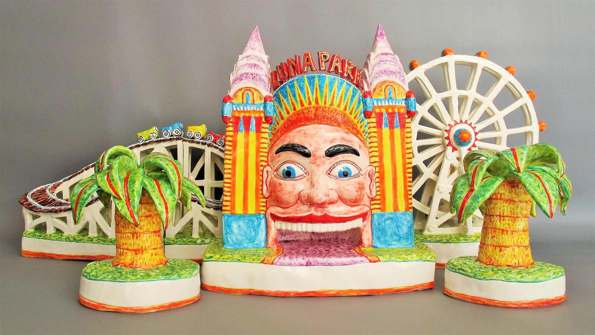 Luna Park: The Lost World. Chuck Joseph.