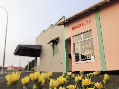 EDGE CITY 2015 at 8 Garnet Road.